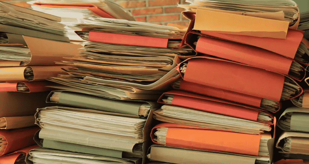 Is the thought of paperwork filling you with dread?