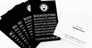 5 Expert tips for creating effective business cards